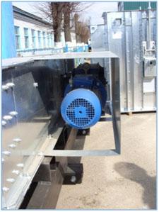 Скребковый конвейер 40 фольксваген транспортер б у украина