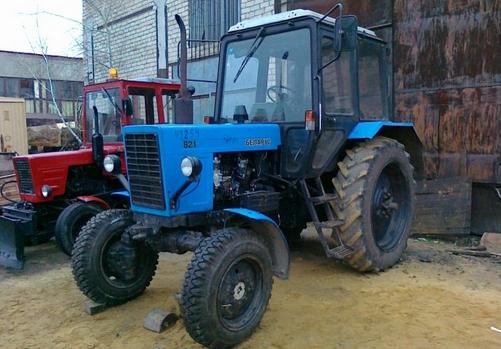 Выбираем продажа тракторов мтз 82 б у разогретой духовке градусов